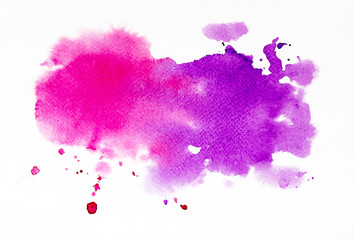 pink and purple watercolor texture background