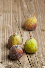 Ripe Fig Fruits