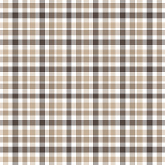 Tartan traditional checkered british fabric seamless pattern..