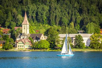 Ossiacher See #4, Österreich