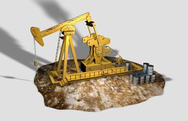 Pompa petrolifera