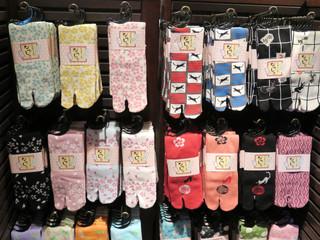 traditional Japanese socks