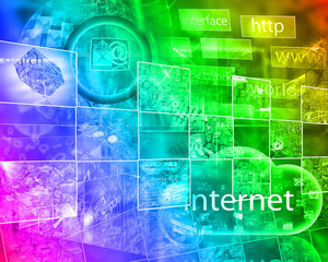 Internet Abstract