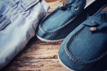 Sneakers with jeans