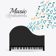 Music digital design.