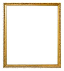 Vintage frames isolate, use for picture frame