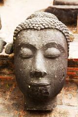 Head of Buddha, Ayutthaya