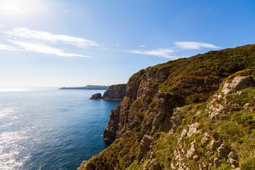 Cap Fréhel - Landschaft