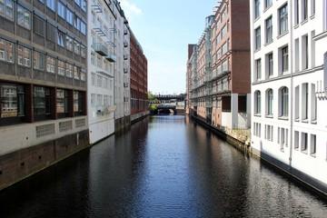 Hamburg Kanal