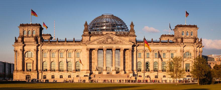 Reichstag in Berlin - Deutschland