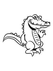 crocodile sweet