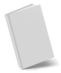 Blank square hardcover album template
