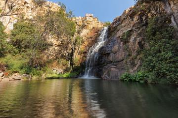 Waterfall  Tundavala