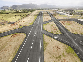 HIlo International Airport Runway, Hawaii
