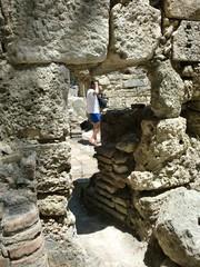 Antalya Phaselis Örenyeri - M.Ö.690 Rodoslular - Sonra Roma