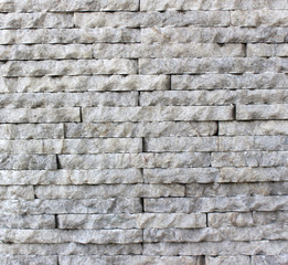 rock brick wall