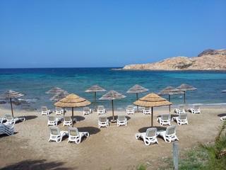 plage de Saint Florent, Corse