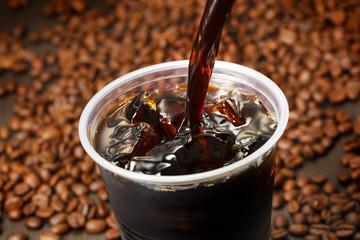 アイスコーヒー イメージ Ice coffee
