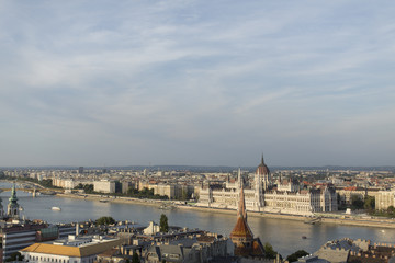 Scenic view at Budapest, Hungary