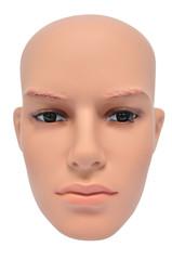 A Mannikin Head
