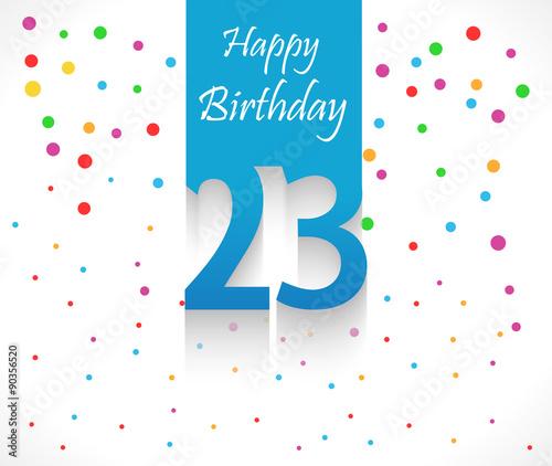 с днем рождения картинки на 23 года суд поступила