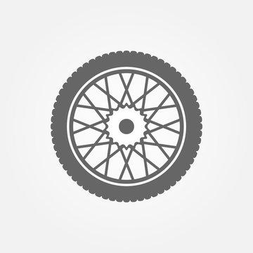 Wheel icon or symbol