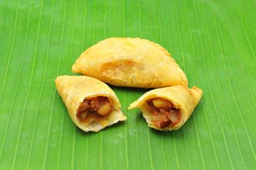 Karipap - Malaysian Traditional Cake.