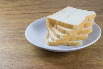 sliced of bread
