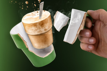 Inertial Latte Macchiato