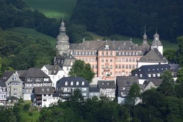 Schloss zu Sayn-Wittgenstein-Berleburg
