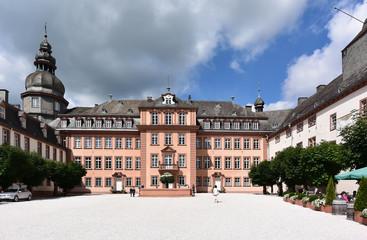 Schloss zu Sayn Wittgenstein-Berleburg