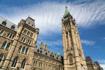 Canada - Ottawa - Parliament Hill