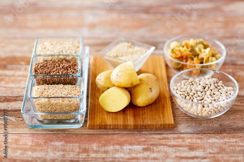 Диета с пониженным содержанием жиров и углеводов