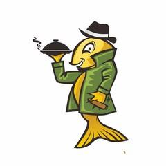cod fish koki
