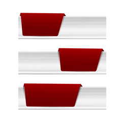 Collection of steel tag banner 002