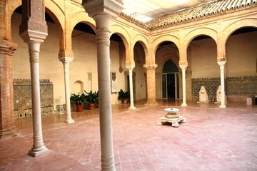 La Cartuja monastery now a Modern art museum in Sevilla Spain