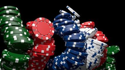 Poker chips V03