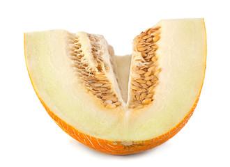 Melon yellow fruit