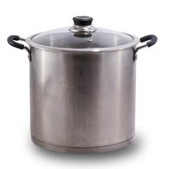 Used stock pot