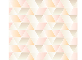 Triangle/ Rhombus/ Trapezoid/ Rectangle/ Shiny and Soft Pattern