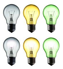 Light bulb collection