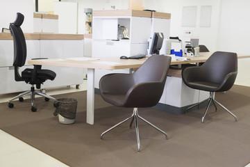 modern office interior. Workplace employee