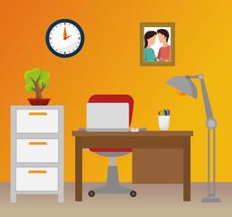 Work office design.
