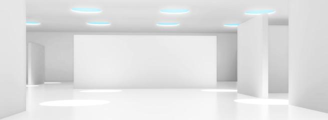 White Galery (panoramic)