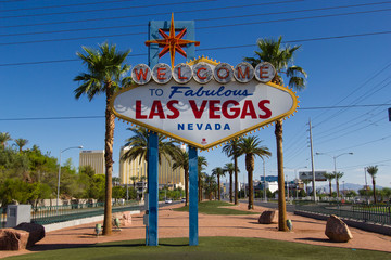 Photo sur Aluminium Las Vegas Las Vegas