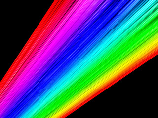Abstract Background Texture Rainbow Colored Lines