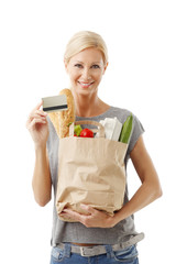 Shopping food