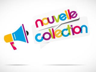 mégaphone : nouvelle collection
