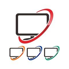 Computer Network Logo