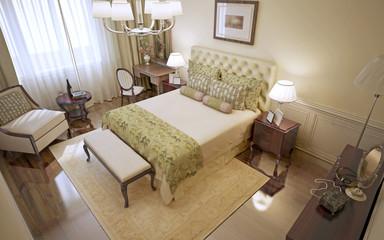 Idea of classic bedroom